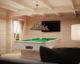 Hansa Pool Room Interior