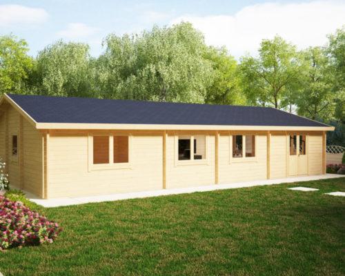 Holiday G Blockhaus 1