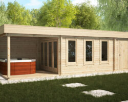 Super Jacob E garden room 1