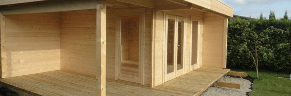 Förvandla ditt sommarhus till ett stilrent hemmakontor