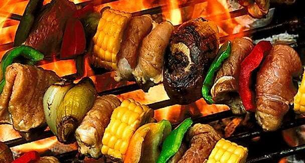 Grillstugan, vilket fantastiskt sätt att njuta av god mat!